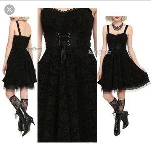 disney tim burton's the nightmare christmas dress